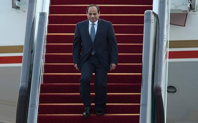 السيسي يشارك باجتماعات قمة مجموعة الدول السبع الصناعية الكبرى بفرنسا..السبت