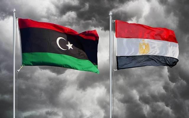 علما مصر وليبيا - أرشيفية