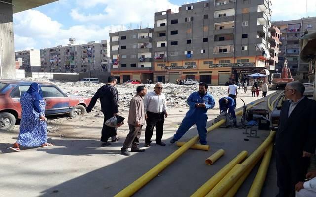 الإسكندرية ترفع عدد الوحدات المستهدف إمدادها بالغاز الطبيعي خلال العام الجاري لـ180 ألف وحدة