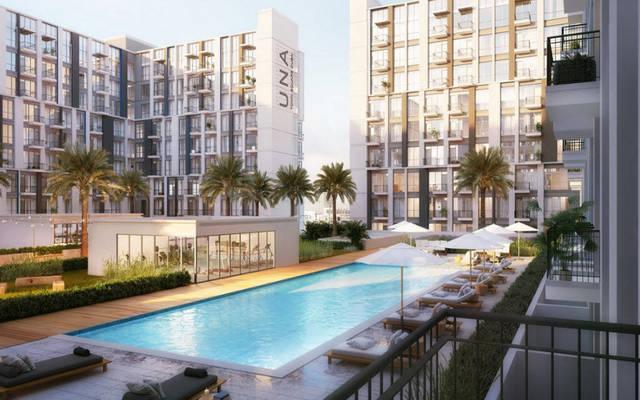 Dubai Town Square launches UNA apartments complex