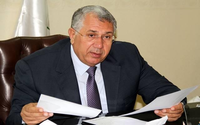 وزير الزراعة واستصلاح الأراضى المصري السيد القصير