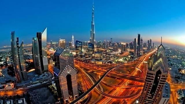 إنفوجرافيك.. أبرز الشركاء التجاريين لإمارة دبي
