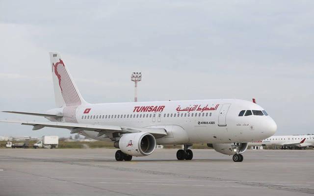 أحدي طائرات الخطوط التونسية