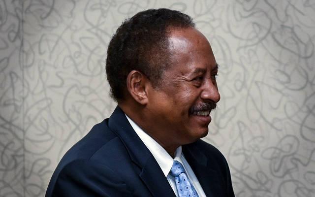 عبد الله حمدوك رئيس وزراء السوداني