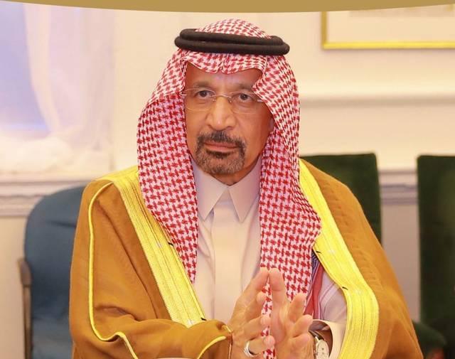 وزير الطاقة السعودي خالد الفالح - أرشيفية