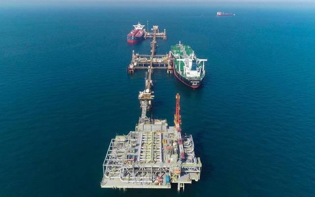 تحميل النفط بالموانئ العراقية