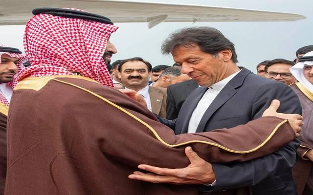 خلال مغادرة ولي العهد السعودي لباكستان