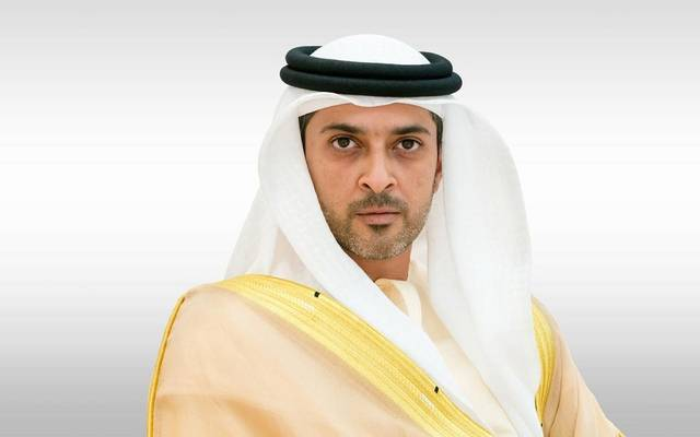 الشيخ عبدالعزيز بن حميد النعيمي رئيس دائرة الأراضي والتنظيم العقاري في عجمان
