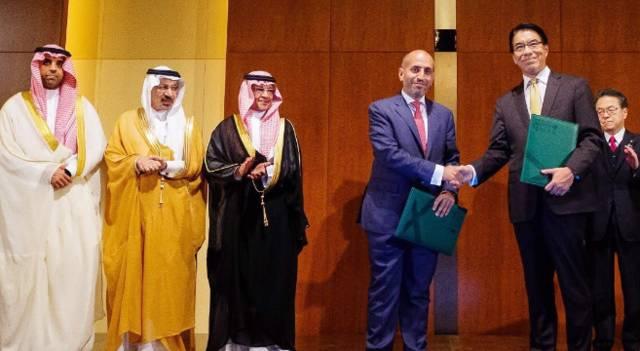 خلال منتدى أعمال الرؤية السعودية اليابانية 2030
