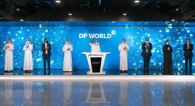 This listing is DP World's inaugural perpetual issuance
