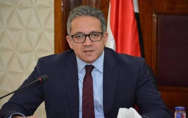 الوزير خالد العناني
