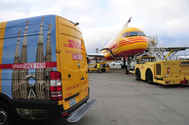 For shipments up to 300 kilograms in the UAE, the average rate will increase by 4.9%, DHL explained