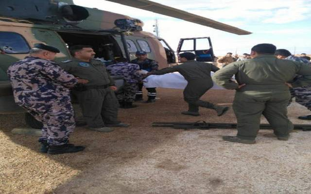 عملية نقل الجنود العراقيين