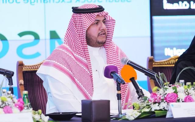 خالد الحصان، الرئيس التنفيذي لشركة السوق المالية السعودية- تداول، أرشيفية