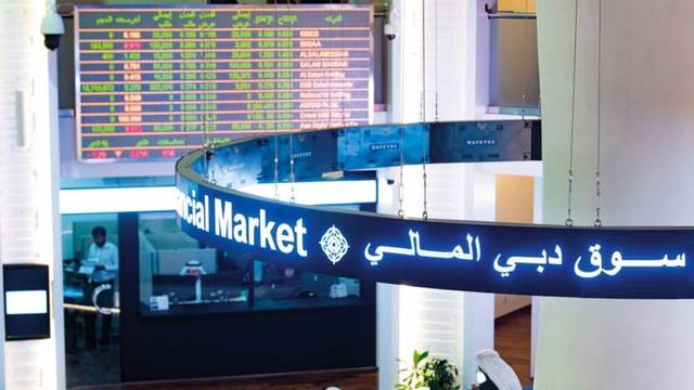 The market cap value retreated by around AED 1.67bn