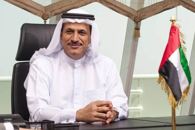 وزير الاقتصاد في دولة الإمارات العربية المتحدة - سلطان المنصوري