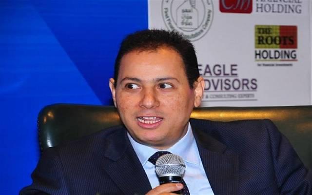 رئيس هيئة الرقابة المالية - محمد عمران