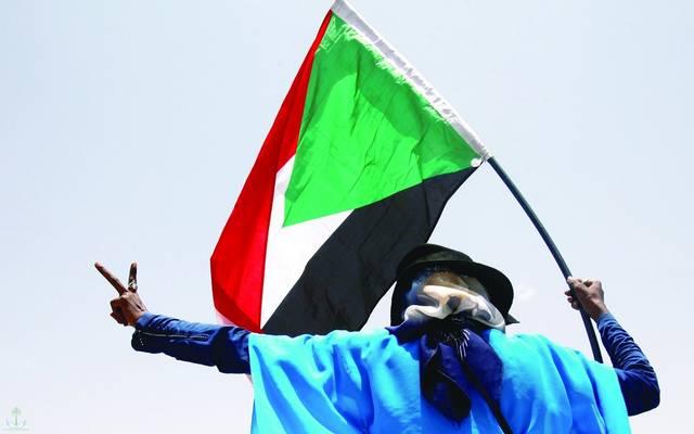 متظاهر في أحد ميادين السودان ـ أرشيفية