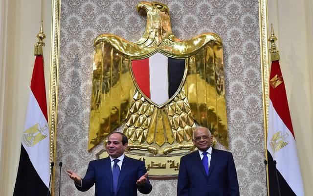 الرئيس السيسي في مجلس النواب ـ أرشيفية