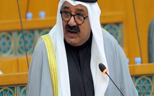 وزير الدفاع الكويتي ناصر صباح الأحمد الصباح
