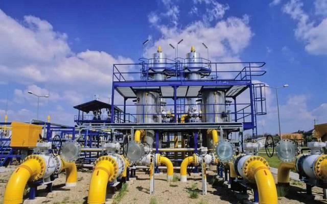 صورة تعبيرية عن صناعة الغاز الطبيعي