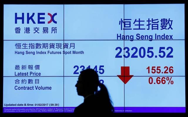 """""""نيكي"""" الياباني يتراجع 0.3% إلى 20297 نقطة"""