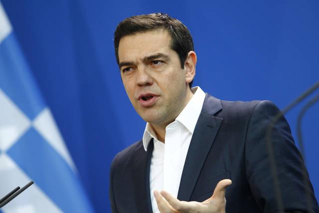In 2017, Greece entered international financial markets twice