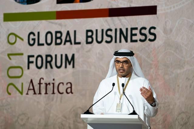 ماجد سيف الغرير، رئيس مجلس إدارة غرفة تجارة وصناعة دبي