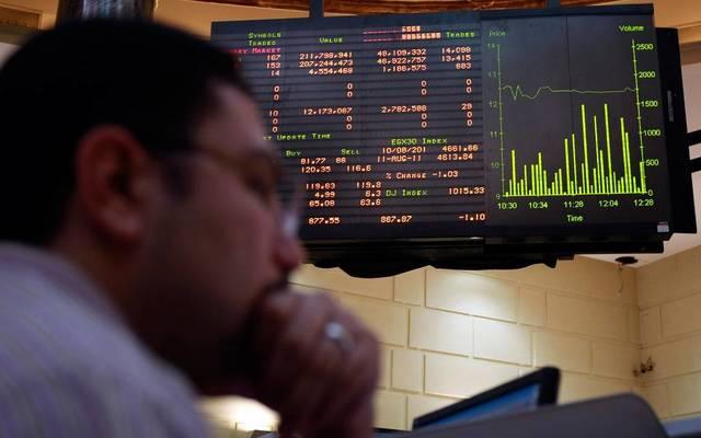 352 مليون جنيه صافي مشتريات الأجانب والعرب ببورصة مصر