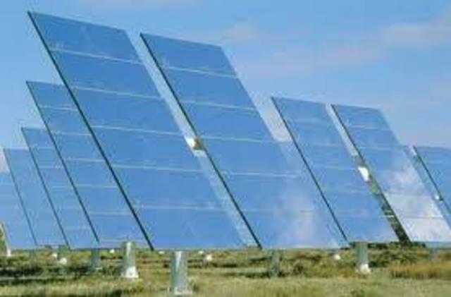 """""""الاردن"""": تأهل 15 شركة للمشاركة في مشروع الطاقة الشمسية لتوليد الكهرباء"""