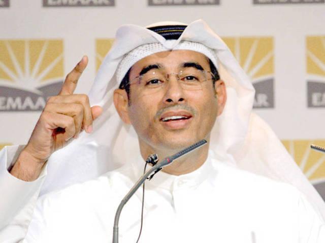 محمد العبار، مؤسس شركة إعمار العقارية