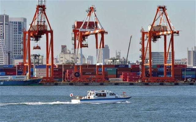 Japan's exports extend 9M declining-streak in August