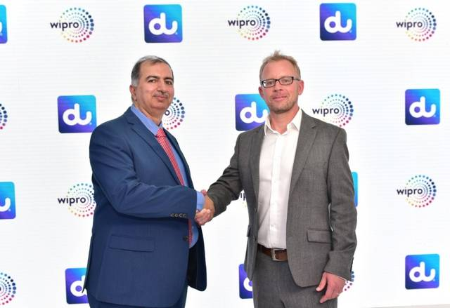 du and Wipro Limitedto to roll out purpose-built IoT Identity and Access Management platform for UAE