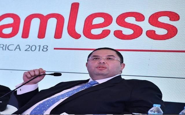 وكيل محافظ البنك المركزي المصري أيمن حسين