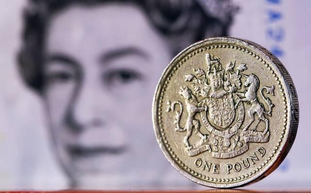 pounds menguat