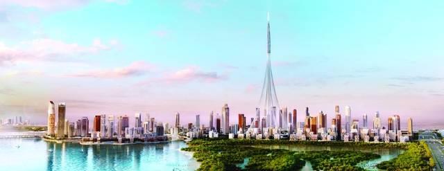 """تشاينا ستيت"""" تتفاوض مع """"إعمار"""" على بناء أعلى برج بالعالم"""