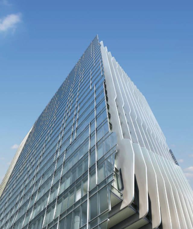 البرج الدولي هو برج مكاتب إدارية من الفئة الأولى مكون من 26 طابقاً
