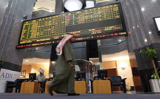 The ADX's general index dipped by 6.45 points