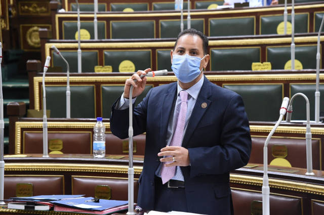 محمد عمران رئيس هيئة الرقابة المالية المصرية