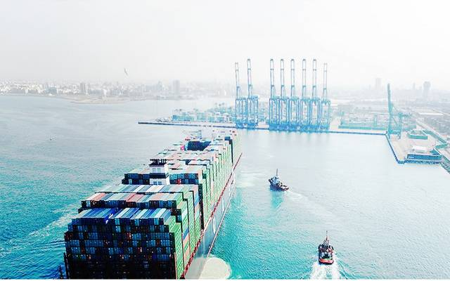 بعض أعمال الشركة السعودية للخدمات الصناعية- سيسكو المتعقلة بنقل الحاويات والبضائع