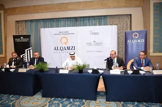 The property developer will launch two projects in New Cairo and North Coast