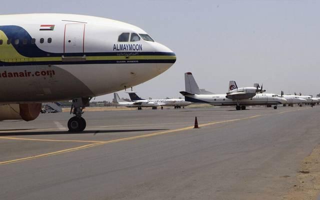 مطار سوداني ـ أرشيفية