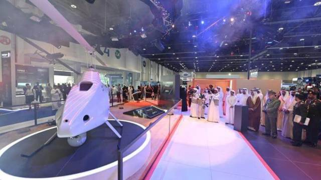 معرض ومؤتمر الدفاع الدولي (آيدكس 2021)