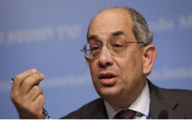 يوسف بطرس غالي وزير المالية الأسبق