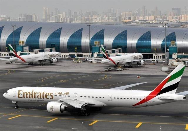 These flights will carry outbound travellers from the UAE
