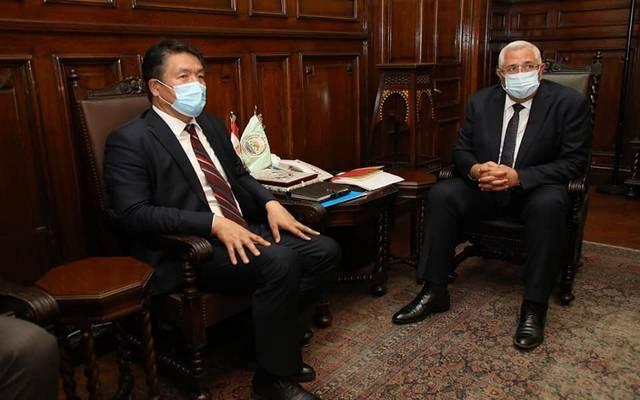 وزير الزراعة يبحث مع المنظمة الإسلامية التعاون في مجال تحقيق الأمن الغذائي