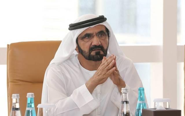 نائب رئيس دولة الإمارات رئيس مجلس الوزراء حاكم دبي، الشيخ محمد بن راشد
