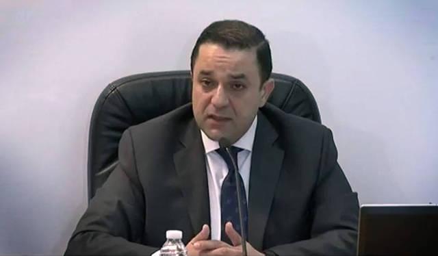 وزير المالية الأردني محمد العسعس