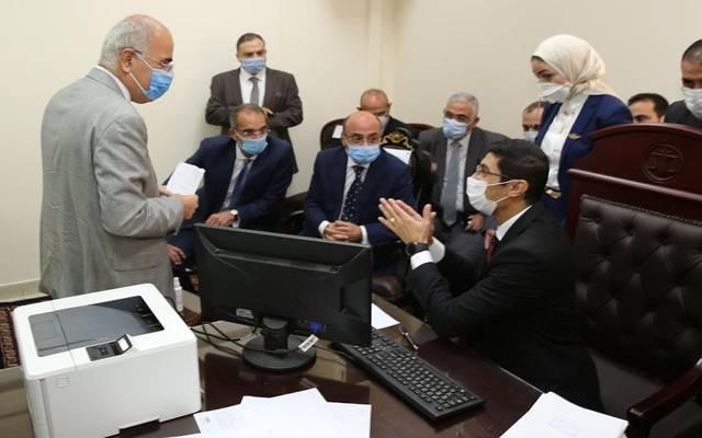 مصر تطلق نظاماً إلكترونياً لتجديد الحبس الاحتياطي عن بعد