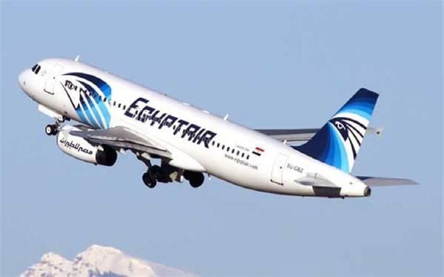 مسؤول: صاعقة وراء تأخّر إقلاع طائرة مصر للطيران من روما